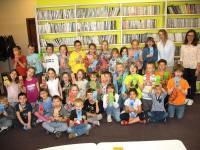 Wizyta uczniów zDwujęzycznej Szkoły Podstawowej