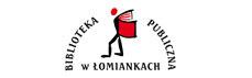 logo - Biblioteka Publiczna w Łomiankach