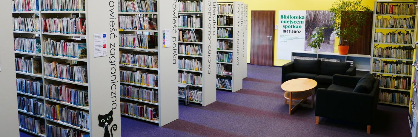 Biblioteka Publiczna w Łomiankach